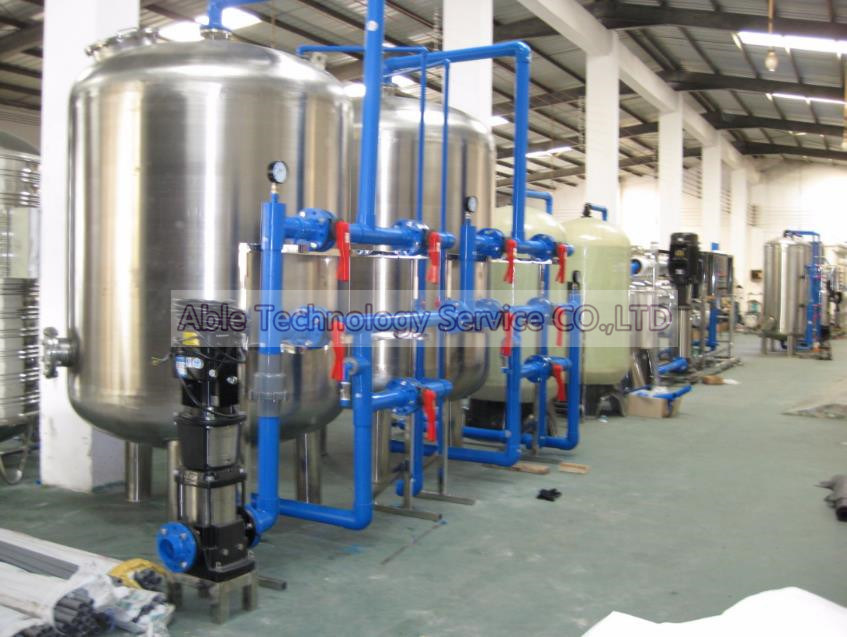 Reverse Osmosis Water Purification Machine /  Drinking Water Treatment Machine RO-20000L/H