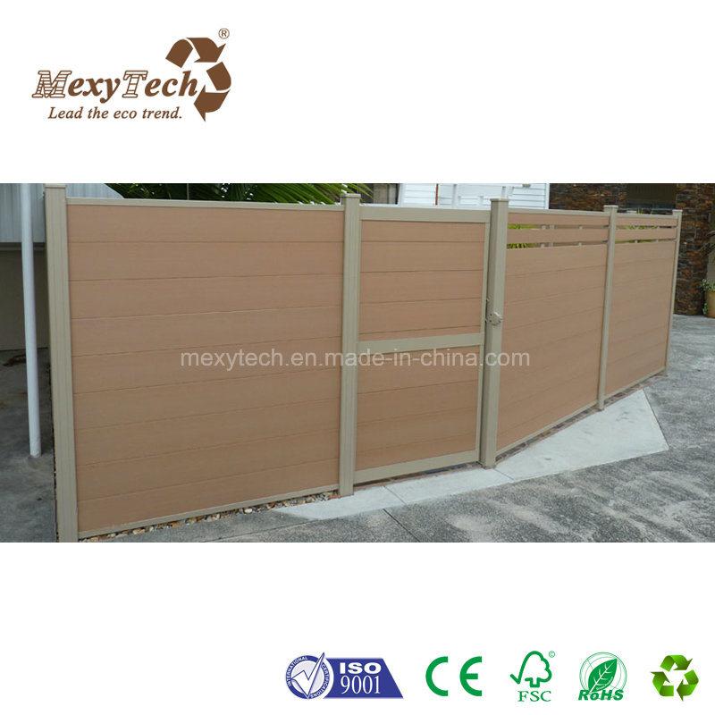 Villa Front Door Designer, WPC Composite Wood Plastic Engineered Material