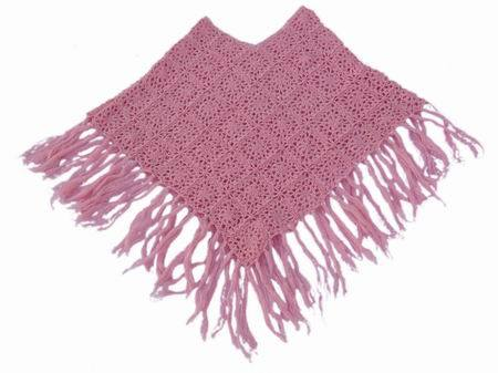 Over 100 Free Crocheted Poncho Patterns - AllCrafts.net