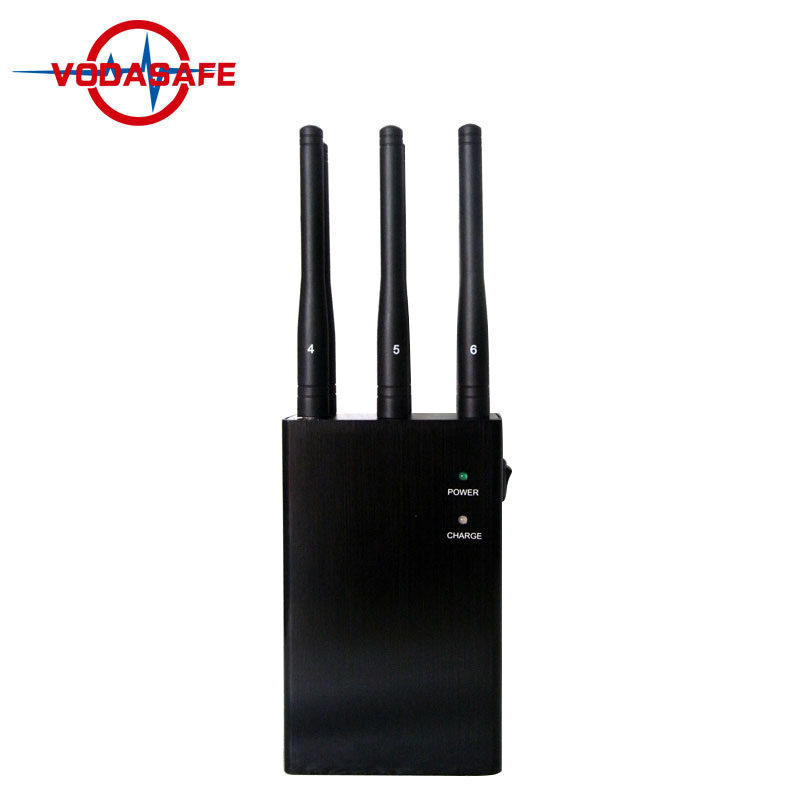 advanced high power gps & cell phone jammer
