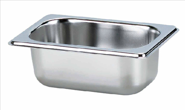 Stainless Steel Gastronorm Pan 1/9, 65 (YG19-2CT)