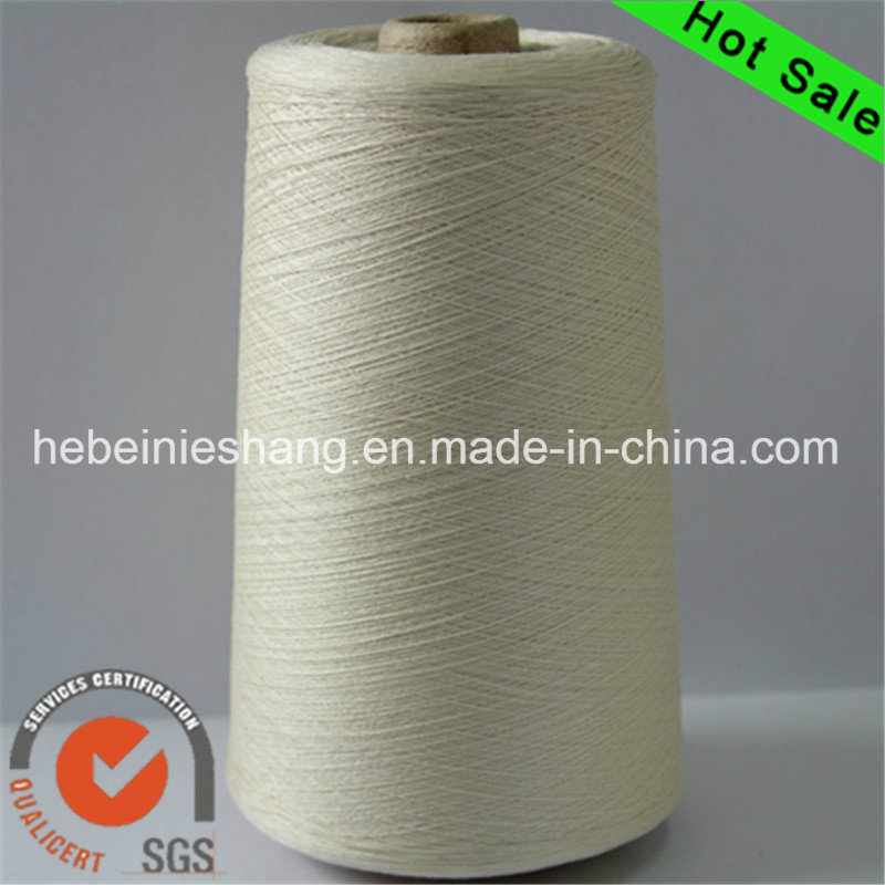 60nm/2 Pure Mulberry Silk Yarn for Knitting and Weaving