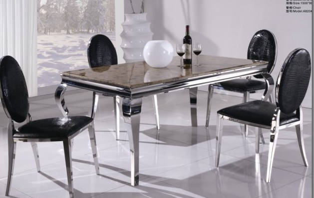dining table with marble top in chennai collections