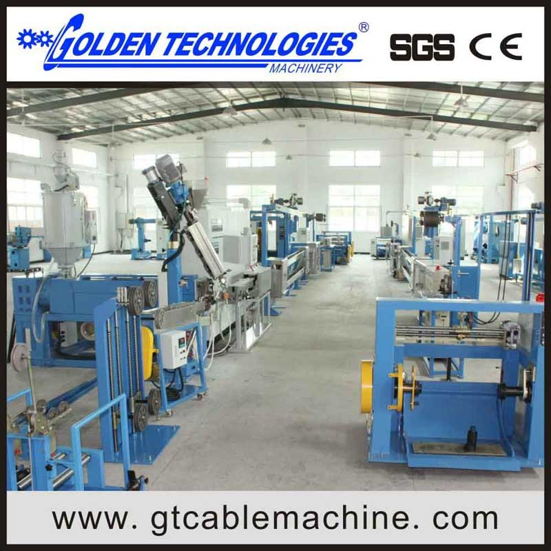Electrical Cable Manufacturing Machine