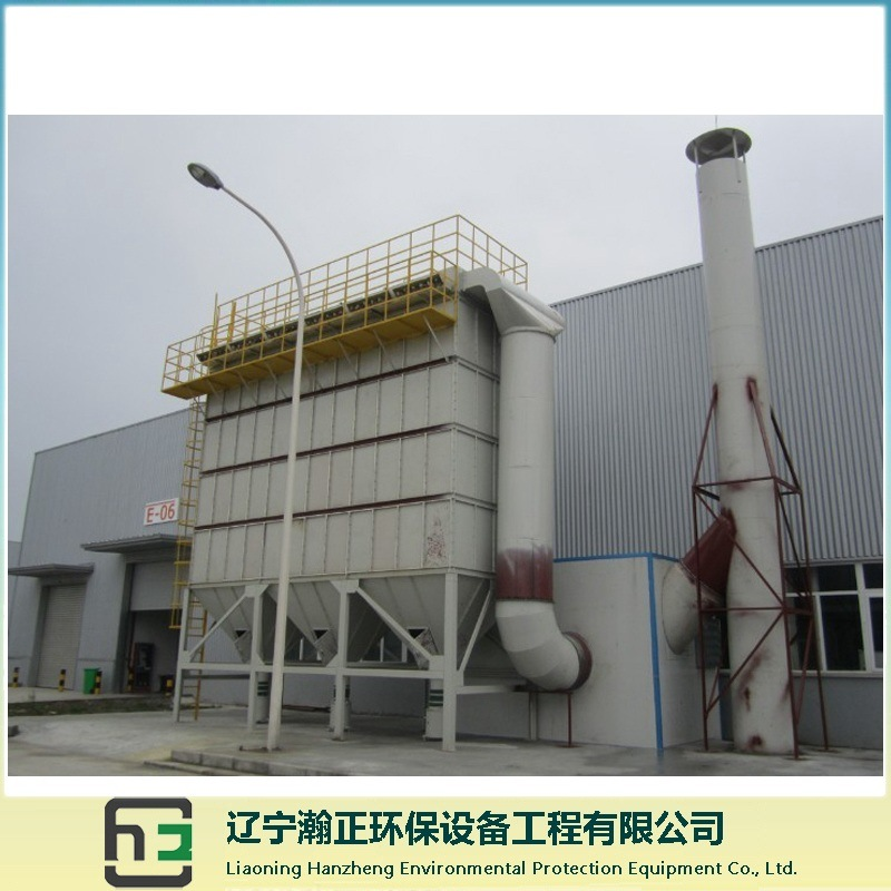 Industrial Equipment-1 Long Bag Low-Voltage Pulse Dust Collector-Environmental Protection