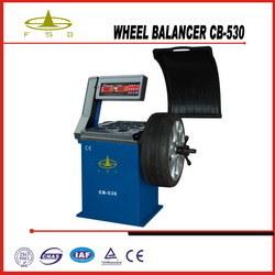 Fsd-CB1200A Truck Tire Balancing Machine