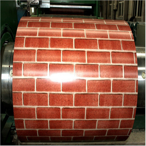Wall Pattern Color Galvanized Steel Coil with High Quality