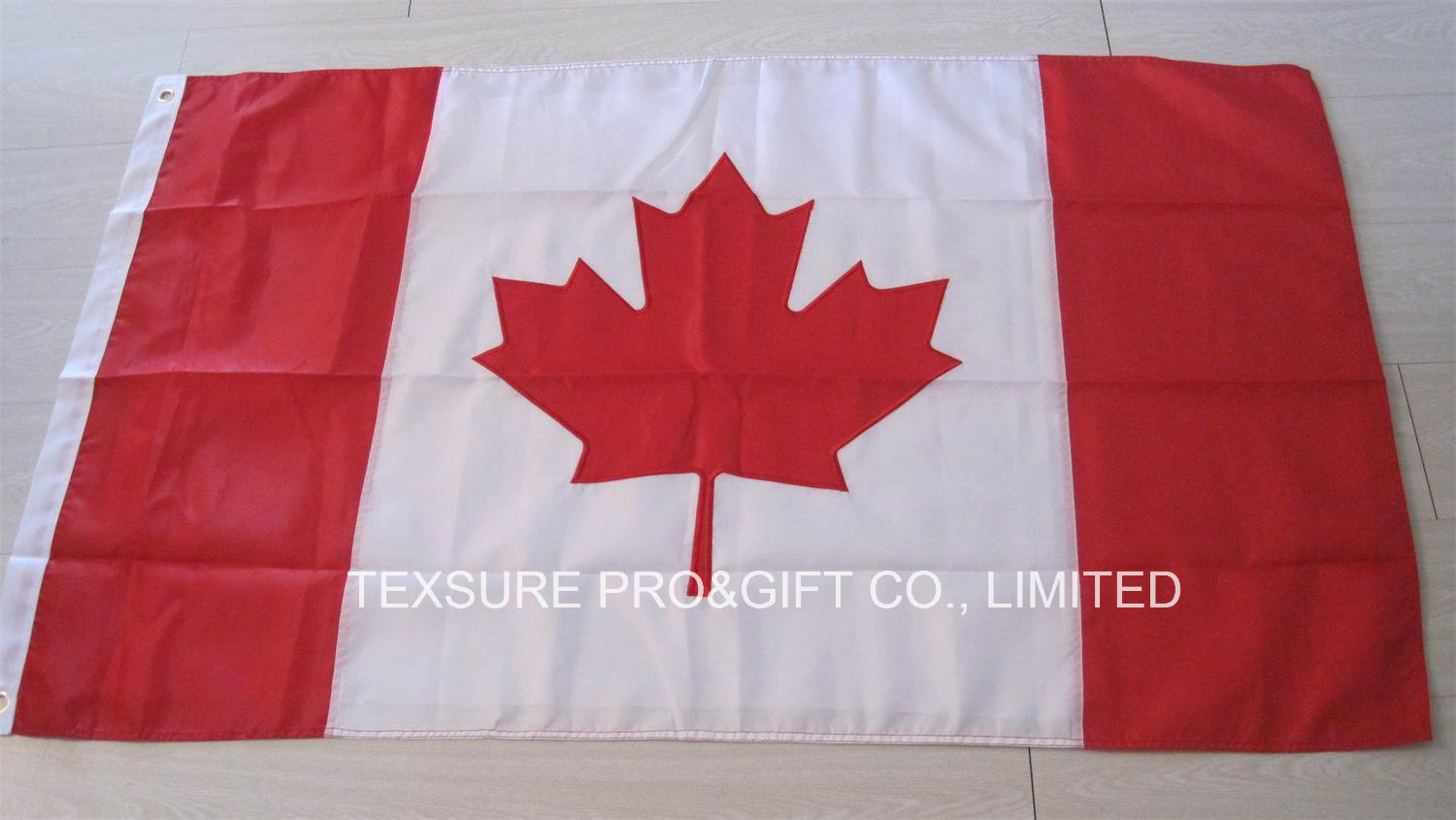 Embroidery National Outdoor Polyester Display Banner Flag