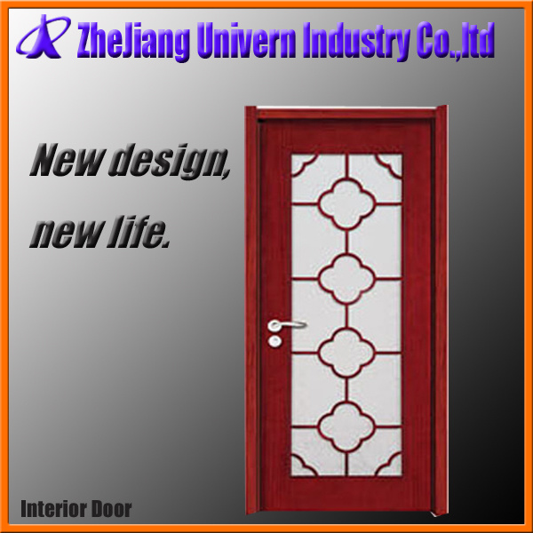 Solid Core Wood Modern Doors