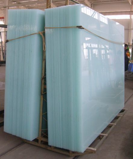 Opaque or Translucent Laminated Glass