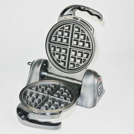 110V Home Kitchen Appliance Baking Machine Belgium Waffle Maker