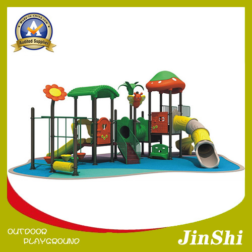 Fairy Tale Series 2018 Latest Outdoor/Indoor Playground Equipment, Plastic Slide, Amusement Park Excellent Quality En1176 Standard (TG-009)