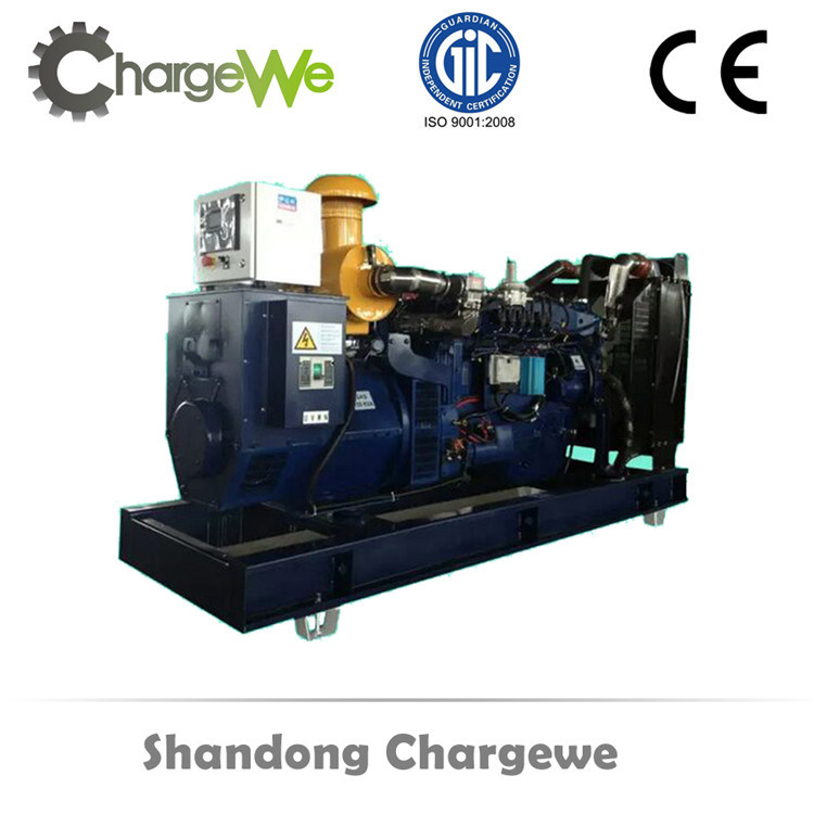 Biomass Electric Generator Price with Ce ISO Approved 10kw-700kw Gasifier Power Plant