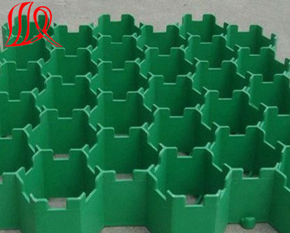 Plastic Grass Paver Grid for Parking Lot / Landscape