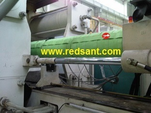 Injection Molding Machine Barrel Insulation Blanket for Band Heater Energy Saving