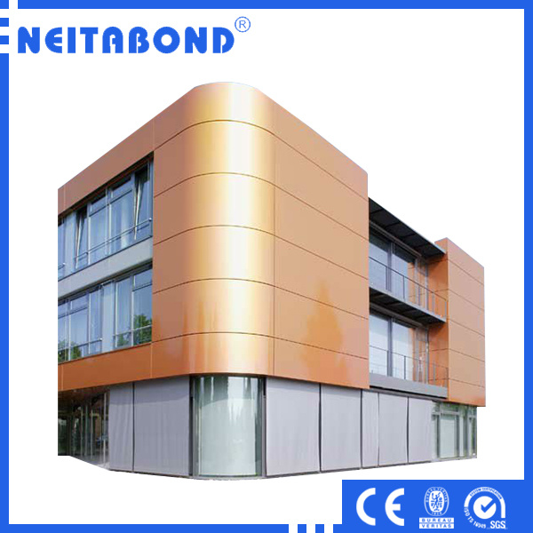 Brand Neitabond Acm Aluminum Compsite Panel with Factory Price