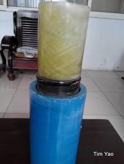 Fiberglass Epoxy&Vinylester Resin Pipe
