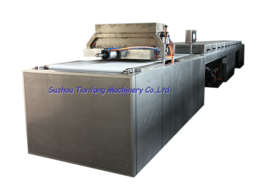 Chocolate Chips Depositing Machine with Cecertificate