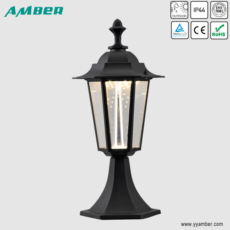 LED Outdoor Garden Post Light