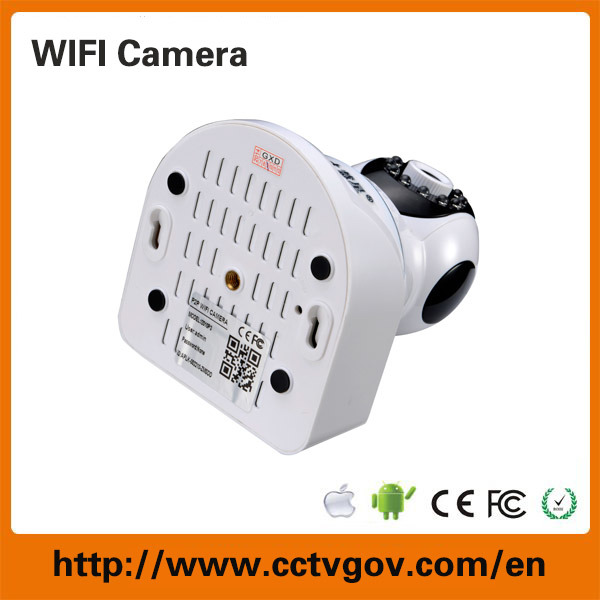 Full HD Wireless CCTV IP Camera with Memory Card