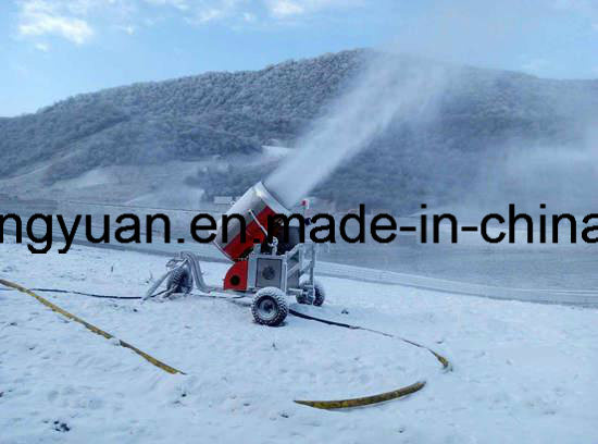 Stable Performance Outdoor Snow Making Machine for Ski Resort