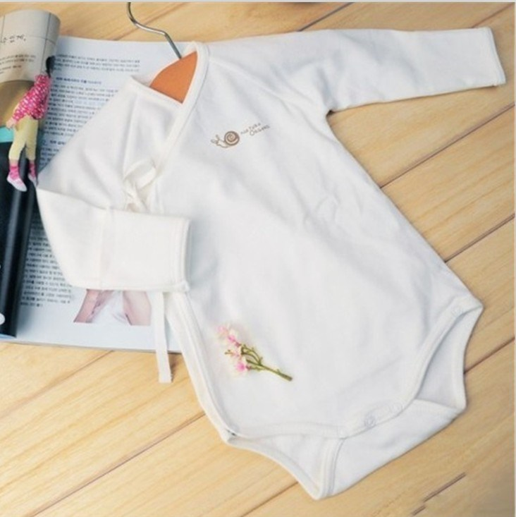 China Organic Cotton Baby Clothes Romper