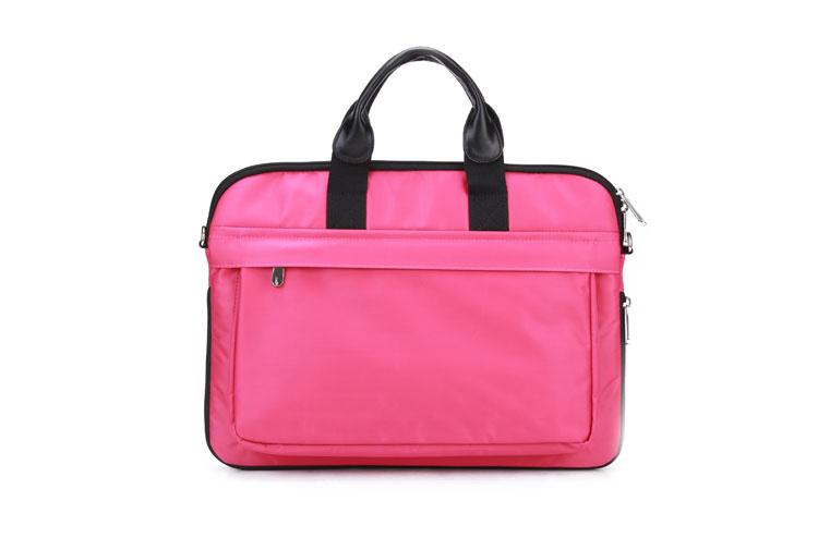 Pink Laptop Bag Handbags on Sale (SW3088)