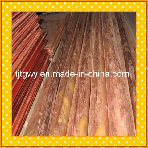 Copper Rod 8mm, Copper Round Bar
