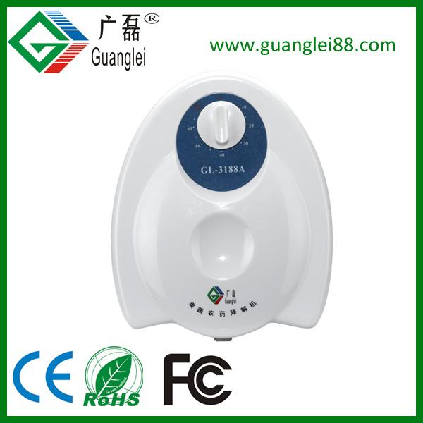 CE RoHS FC 1-60 Mins 400 Mg/H Ozone Generator Ozonator Water Purifier Gl-3188A