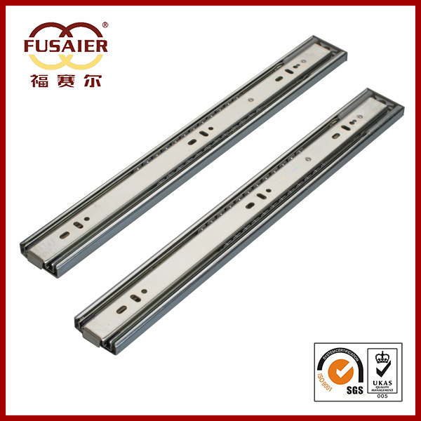 45mm Push to Open Ball Bearing Drawer Runners