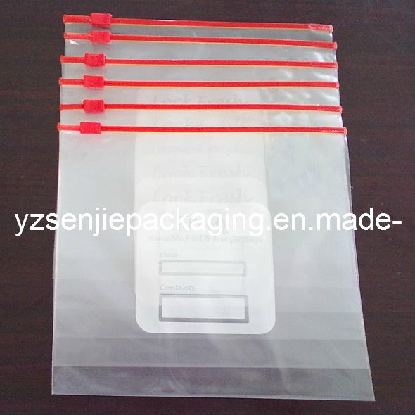 china slider zipper plastic bag sj sl 079 china slider