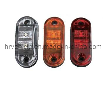 2.5′′ LED Marker & Clearance Light for Truck Trailer