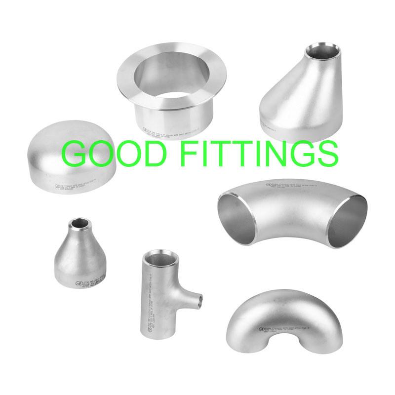 Pipe Fittings Asme B16.9 Stainless Steel