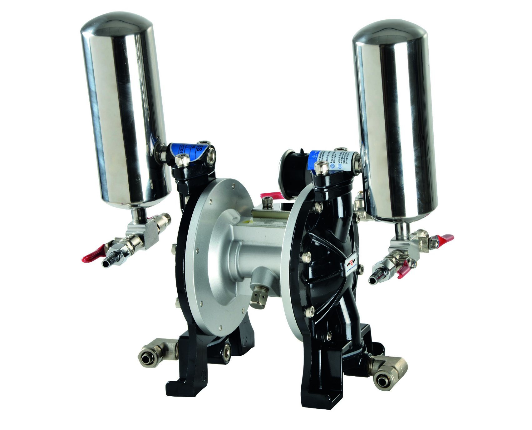 Hyvst Air Operated Double Diaphragm Pump Spxd180-Dd