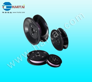 Plastic Flange Groove Nylon Cable Ceramic Wire Guide Roller Pulley