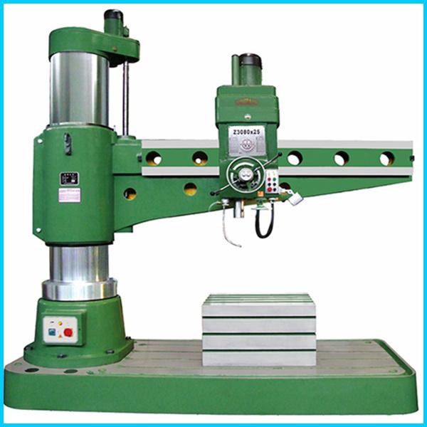 Radial Drilling Machine Z3080X25