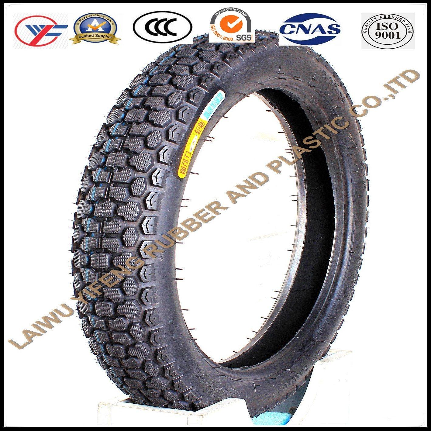 Motorcycle Wheel, Motorcycle Tyre, 3.75-19