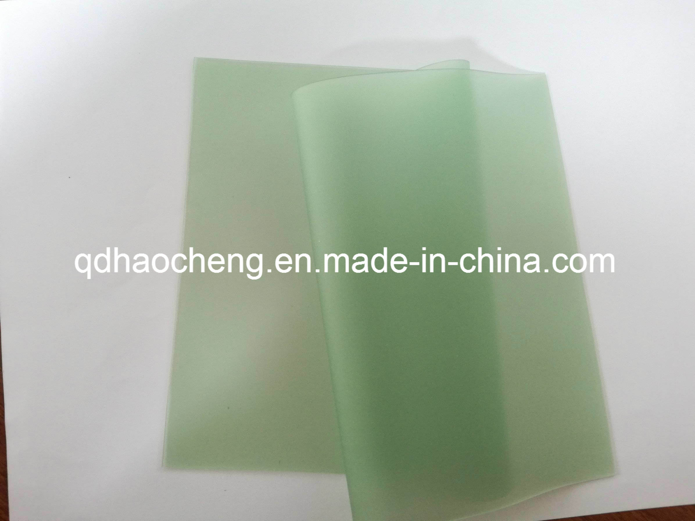 French-Green PVB Interlayer Used for Automotive Windshield Glass