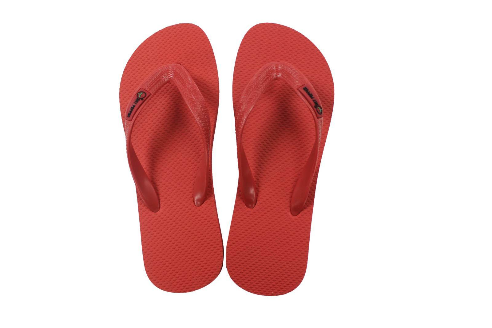 Flip Flop Rubber Sole with PVC Strap