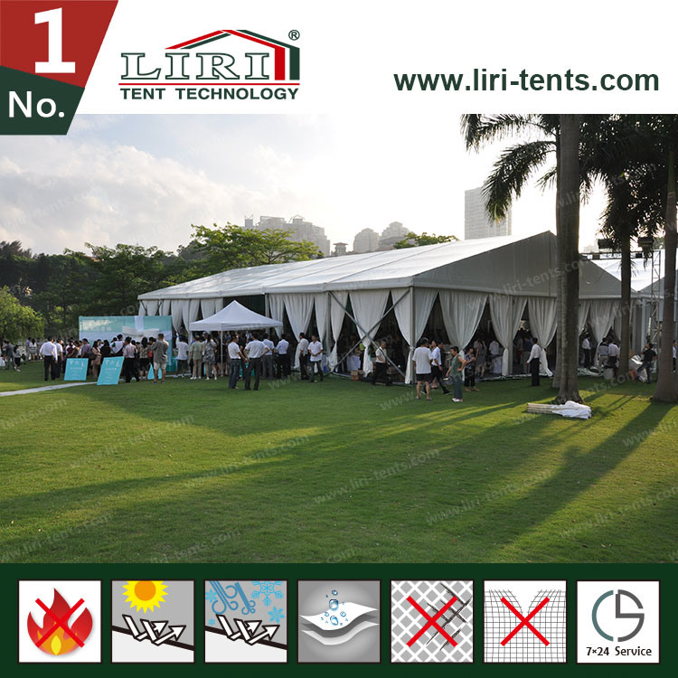 Big Wedding Tent Used for Wedding Party and Exhibition Event Church Marquee