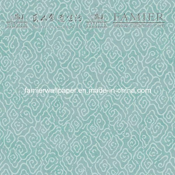 Papel pintado moderno del estilo wallcovering no tejido - Papeles pintados modernos ...