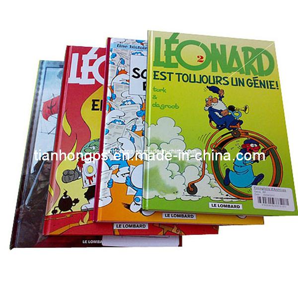 Hardcover Books (OEM-HC002) , Full Color Printing