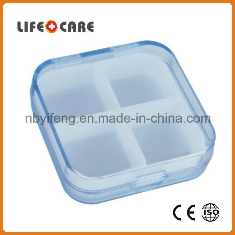 Promotion Medical Pillbox with 4-Case