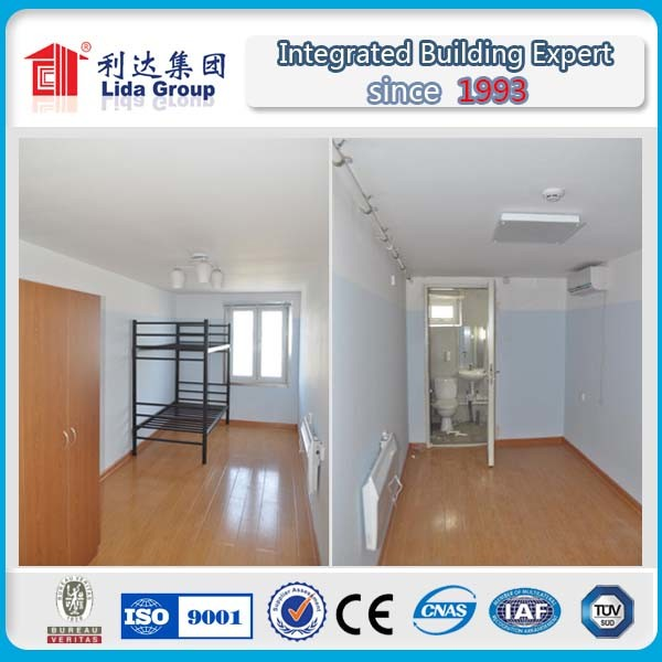 Movable Living Container-1