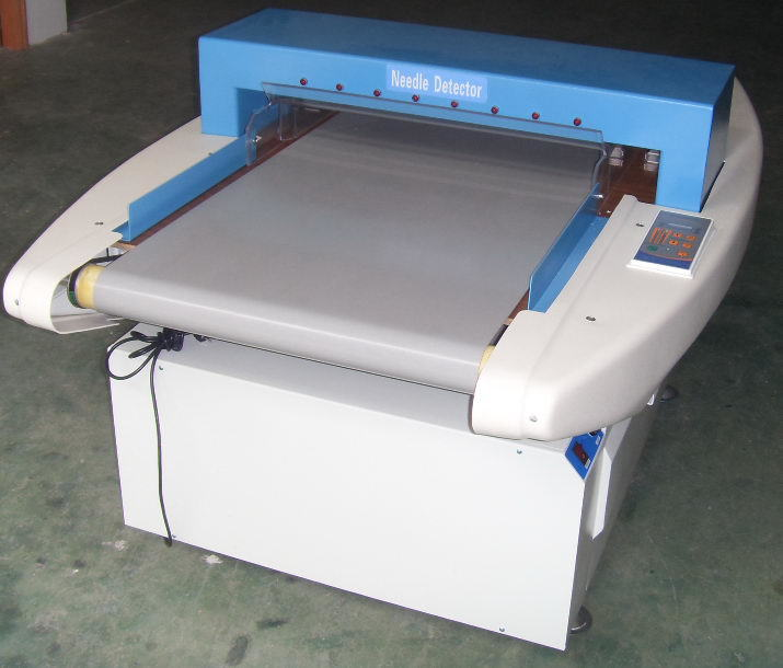 Needle Detector Machines for Garment, Cloth, Apparel, Toys, Shoes, Textile Production