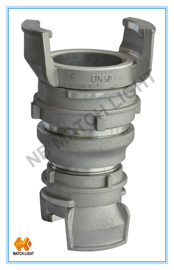 Aluminum Reduce Type Gravity Casting Guillemin Coupling