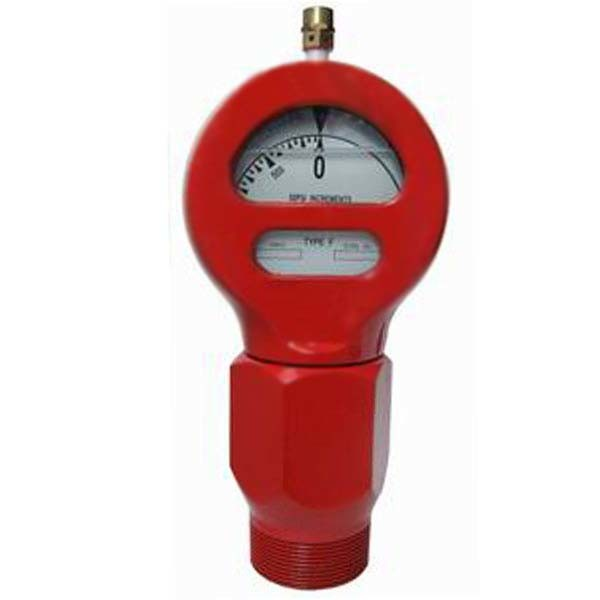 Mud Pump Pressure Gauge (TYPE - D / F)