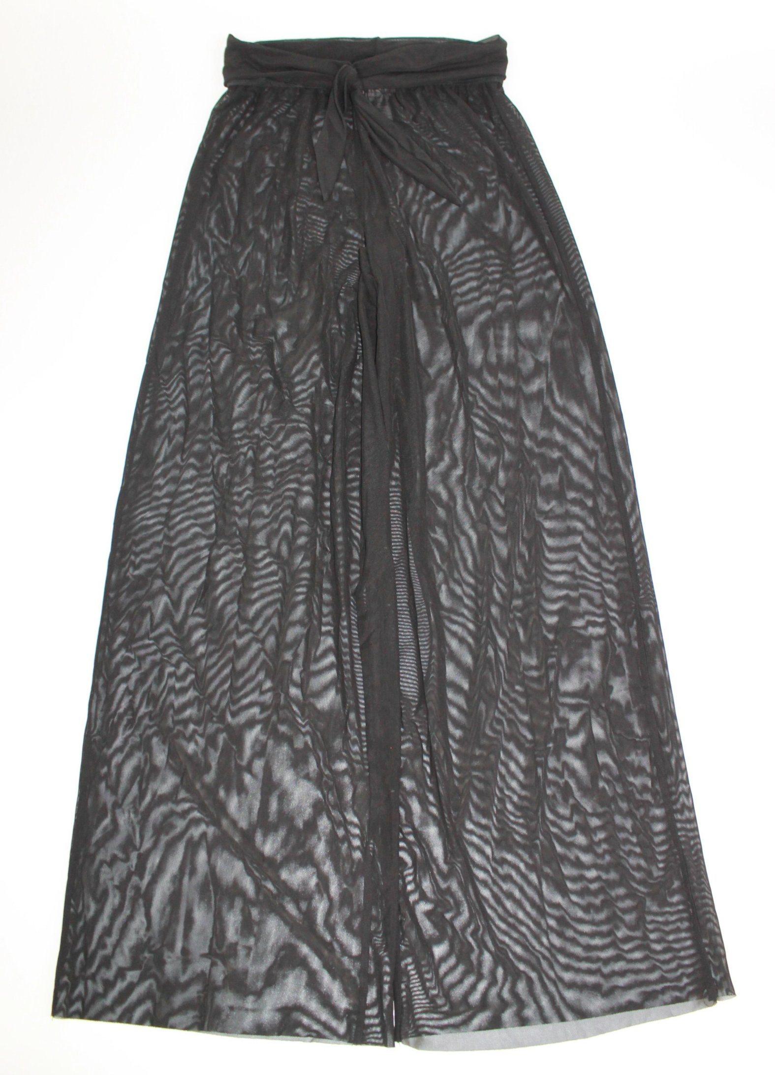 Women′s Swimwear Dress Made of Sexy 100% Polyester Mesh Fabric