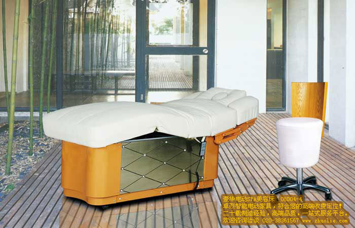 Ultra Soft Luxury Beauty Bed  (08D04-4)