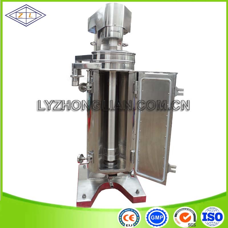 Stainless Steel Tubular Bowl Centrifuge for Waste Oil Centrifuge